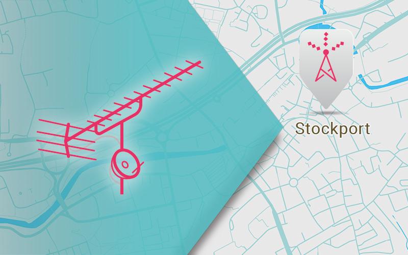 TV Aerial Installation Stockport