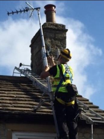 Local TV aerial installer in Leeds